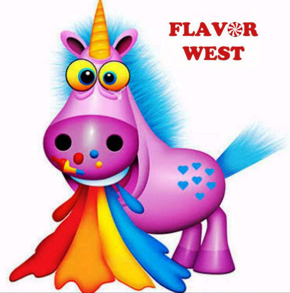 UNICORN VOMIT - FLAVOR WEST 10ml  - PLANETA VAPOR