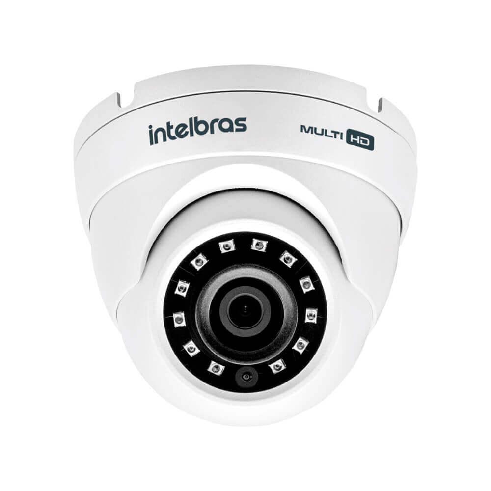 Câmera Intelbras Full HD 1080p VHD 3220 D G3 Dome Infra 20m, 3.6mm
