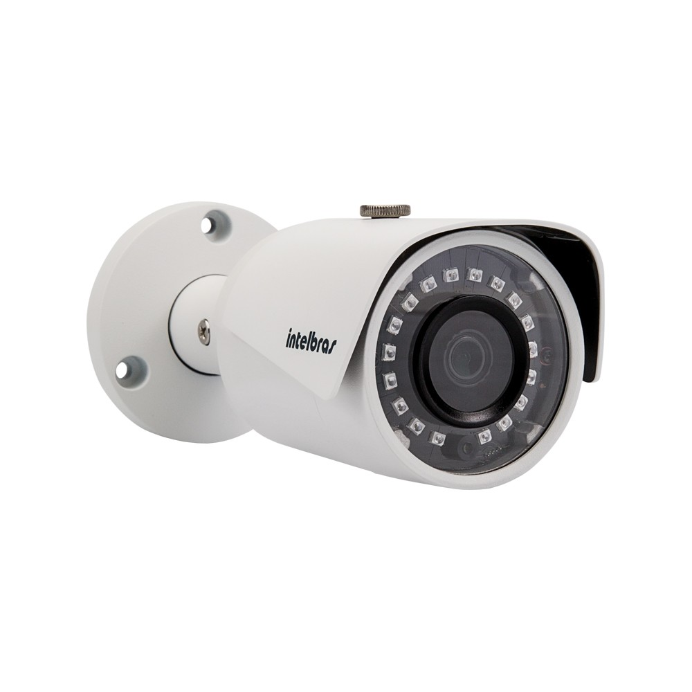Câmera IP Intelbras VIP S3330 G2 Full HD 3MP, 30m, 3.6mm, Onvif