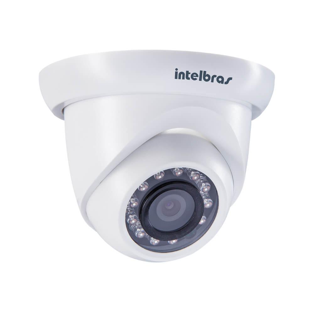 Câmera IP Intelbras VIP S4020 G2 Dome, 1 Megapixel, 2.8mm, OnVif