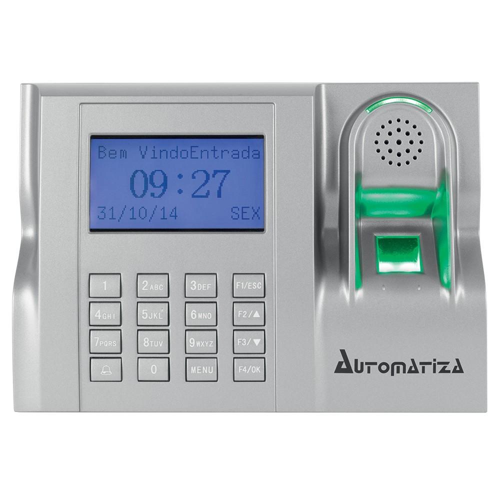 Controle de Acesso Biométrico, Cartão de Proximidade (RFID) e senha Neo Ss410 - Automatiza