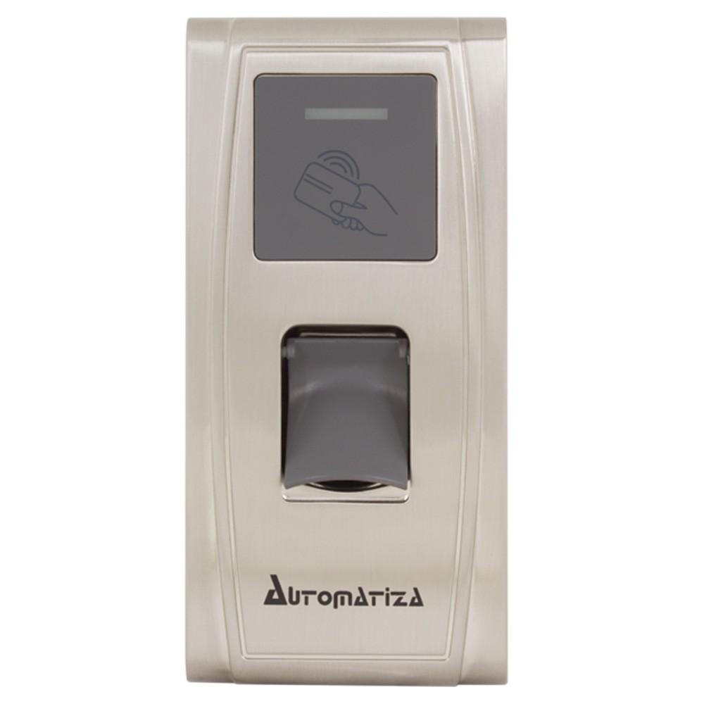 Controle de Acesso Biométrico e Cartão de Proximidade (RFID) Bio Inox Plus Ss311e - Automatiza