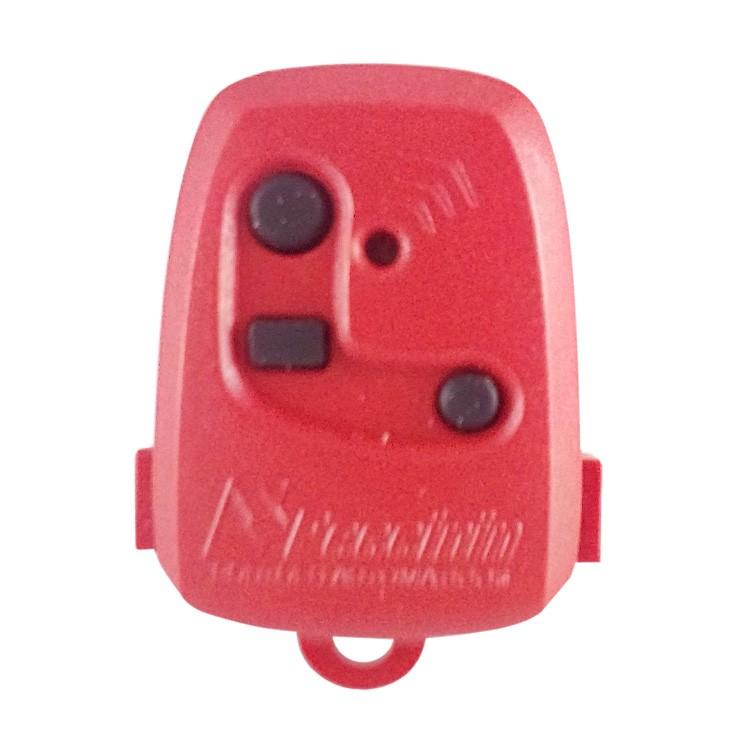 Controle Remoto Digital TX 3C Peccinin 433.92Mhz Vermelho