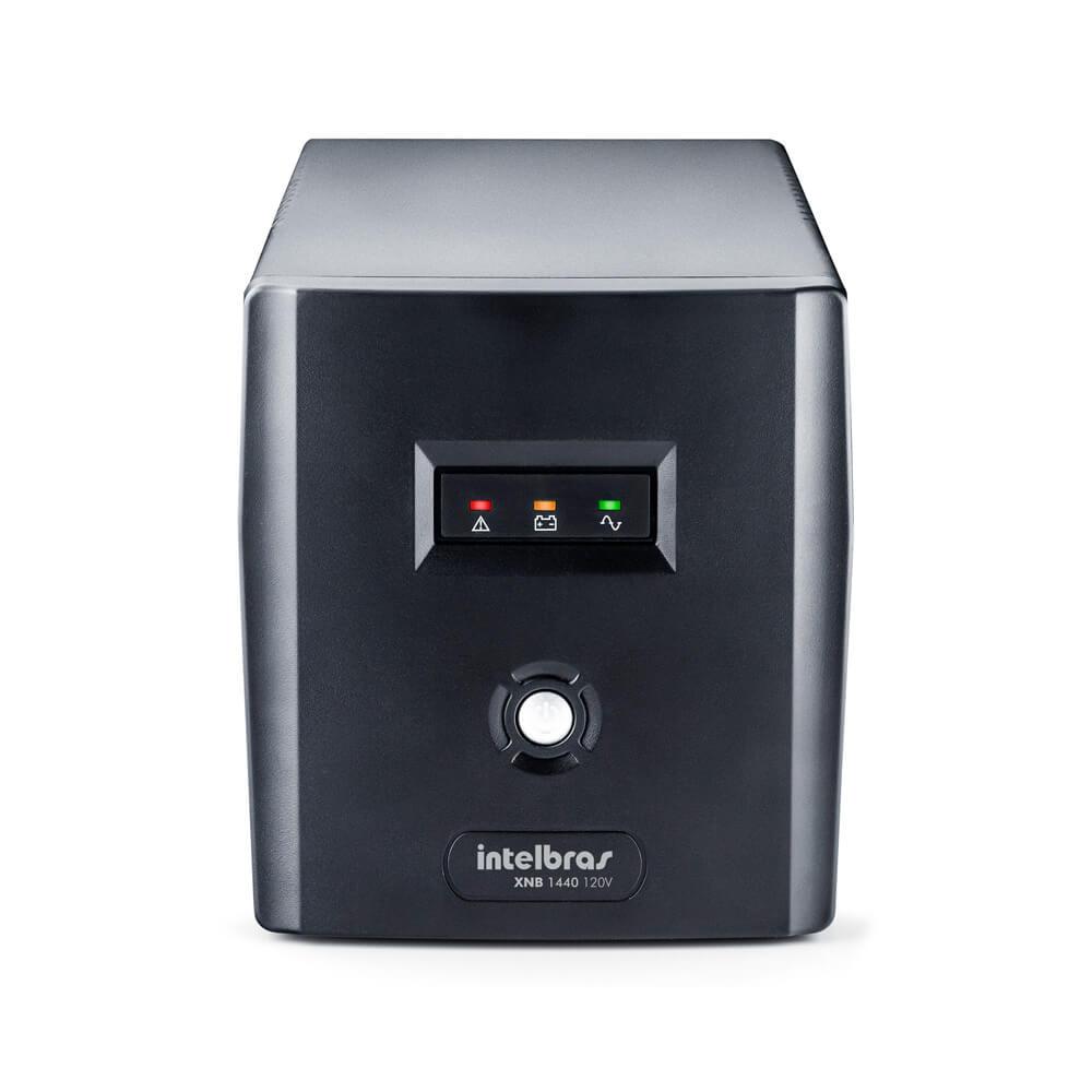Nobreak Intelbras XNB 1440, 1.440 VA, entrada e saída 120v