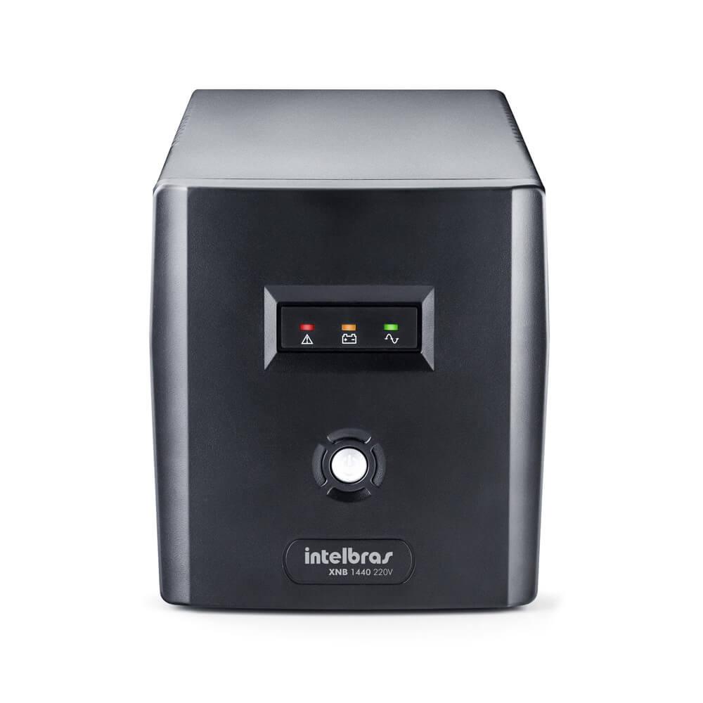 Nobreak Intelbras XNB 1440, 1.440 VA, entrada e saída 220v