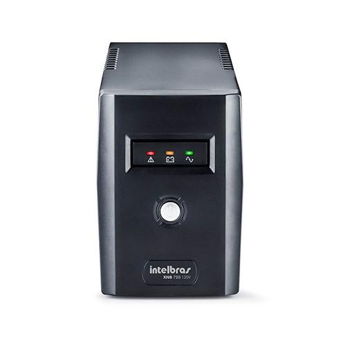 Nobreak Intelbras XNB 720, 720 VA, entrada e saída 120v