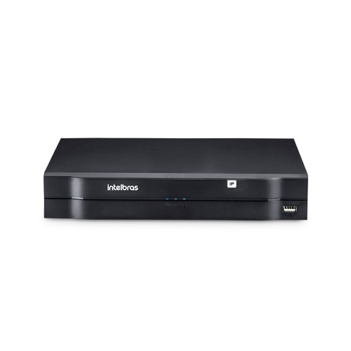 NVR Intelbras NVD 3108 P 8 Canais IP Full HD 1080P