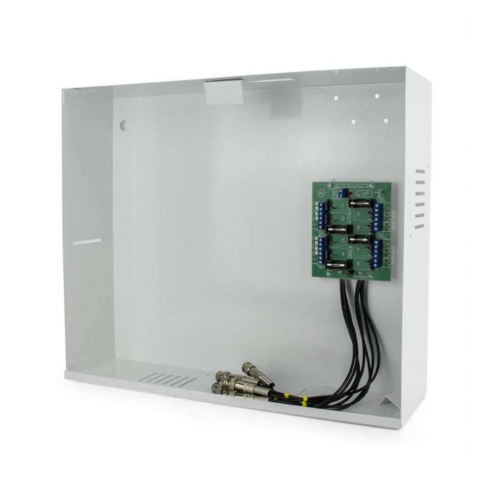 Rack Mini Orion HD 3000 Onix Security, 8 Canais, Vertical, Híbrido (HD e Analógico) - (Cod. 3304)
