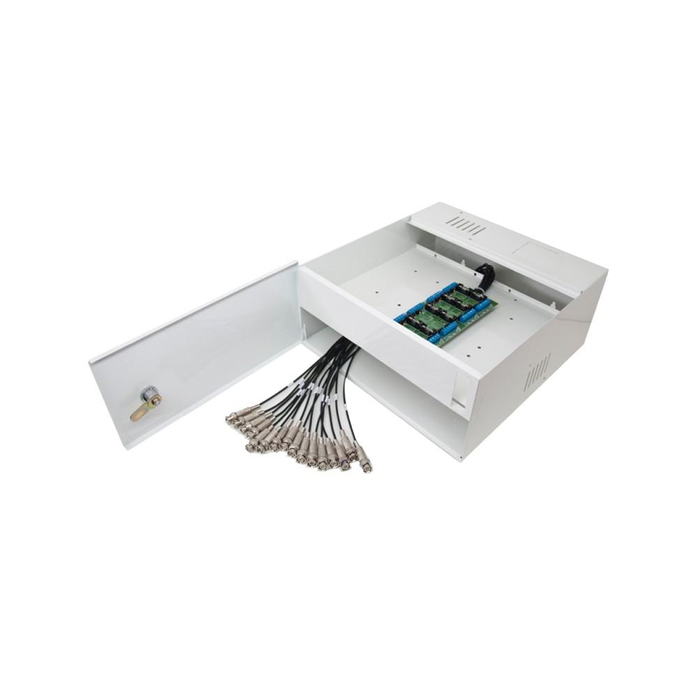 Rack Mini Iron House Onix Security, 16 Canais HD (HDCVI / HDTVI) - (Cod. 2996)