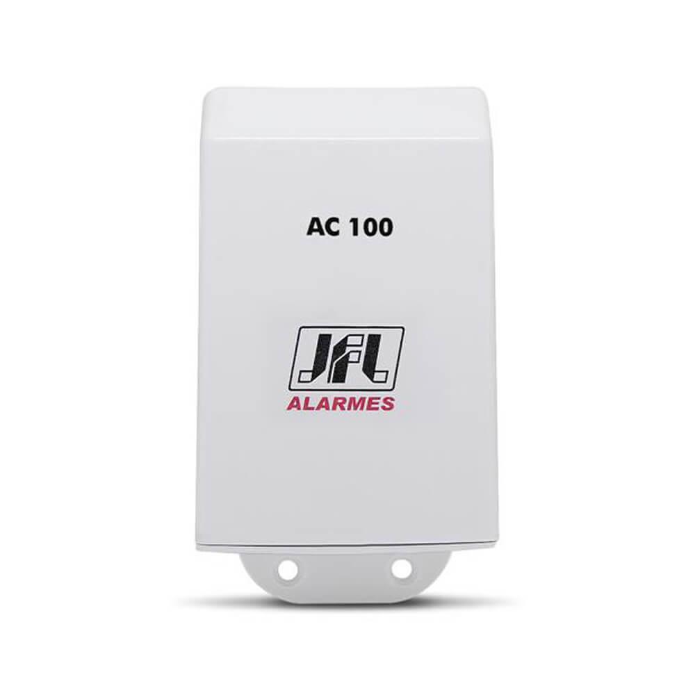 Receptor de 1 canal programável AC-100 Multifuncional JFL