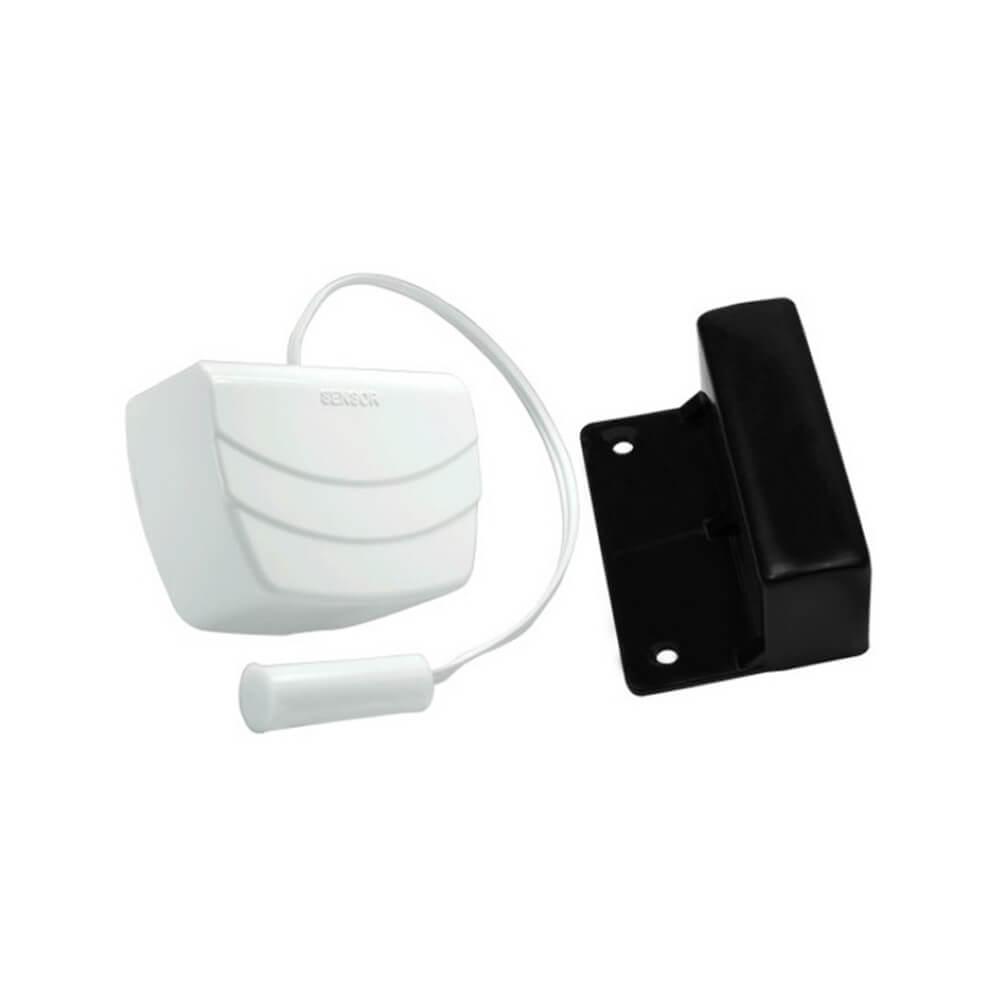 Sensor de Abertura sem fio JFL SHC 3.0 para porta de aço com frequência fixa de 433,92MHz com alcance de até 150m