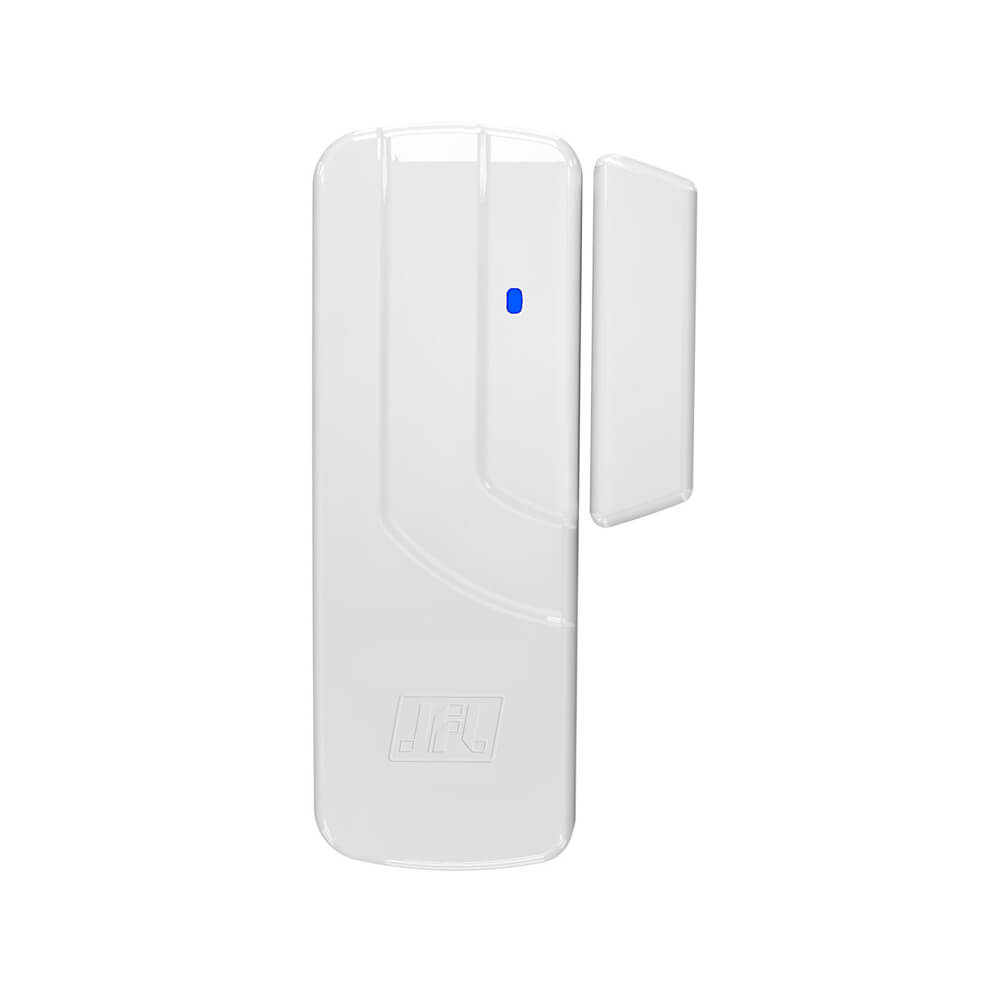 Sensor de Abertura sem fio JFL SL-220 DUO alcance de até 100 Metros 868Mhz