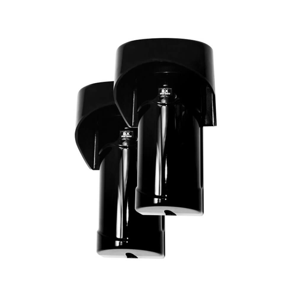 Sensor Infravermelho Ativo JFL IRA 260 Digital duplo feixe alcance de 60mts e Protetor Sol/Chuva