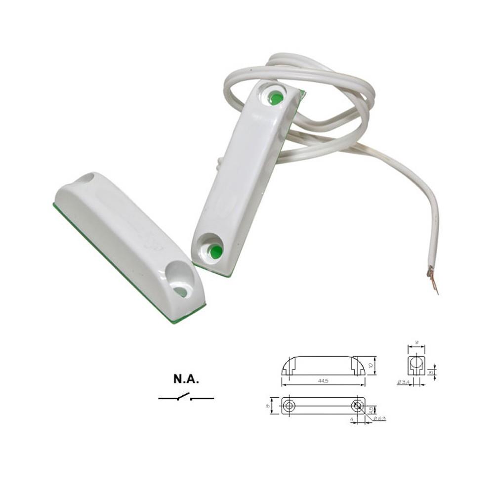 Sensor Magnético de Sobrepor Athina