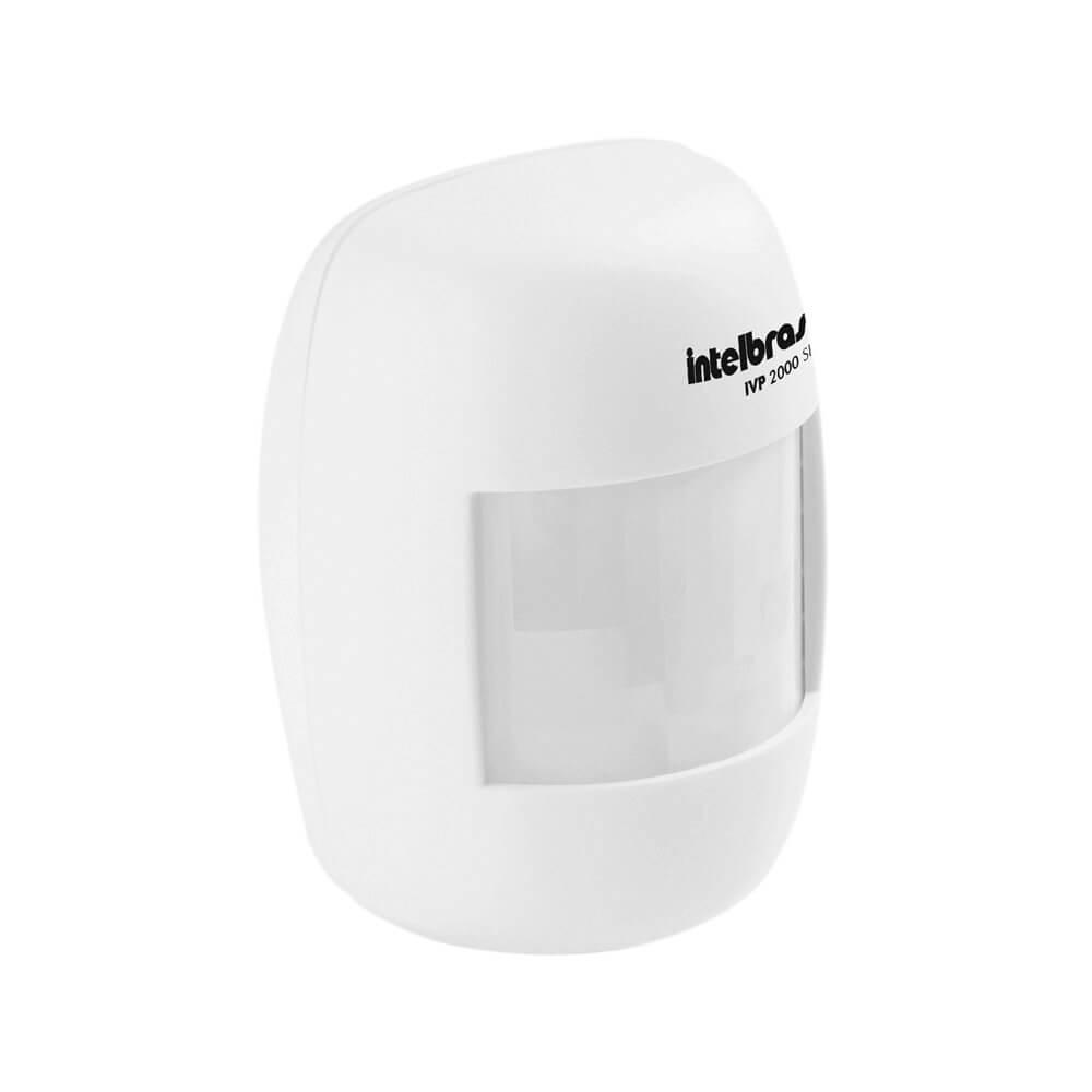 Sensor sem fio Intelbras IVP 2000 SF infravermelho passivo até 12mts