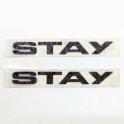 Adesivos Stay Slim e Piano  (02 unidades)
