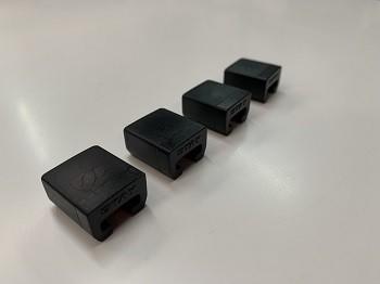 Borrachas de apoio dos Braços do Slim e Compact - 04 unds.