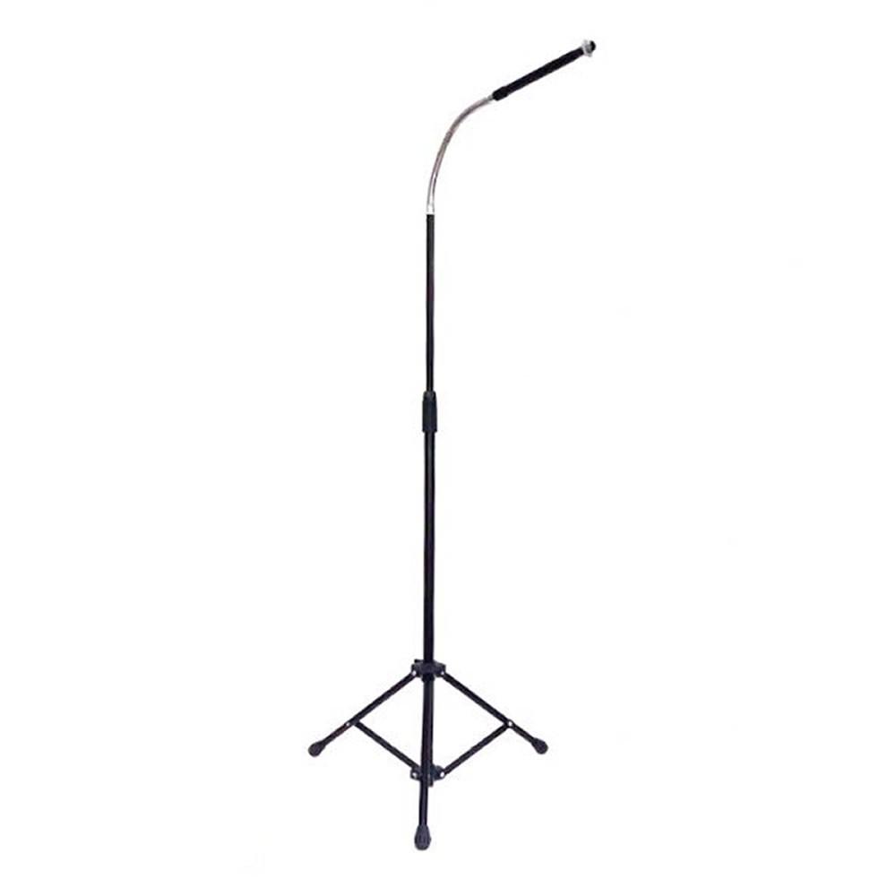 Pedestal de Microfone Stay Modelo Studio Flexível Tripé Articulado