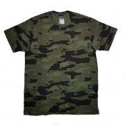 Camiseta Drop Dead Battles Camo