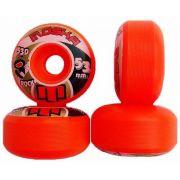 Roda Moska Rock Orange 53d - 53mm
