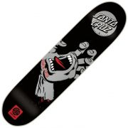 """Shape Santa Cruz Screaming Hand Black - 8.0"""" / 8.5"""""""