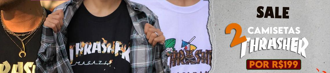 2 Camisetas por R$199,90