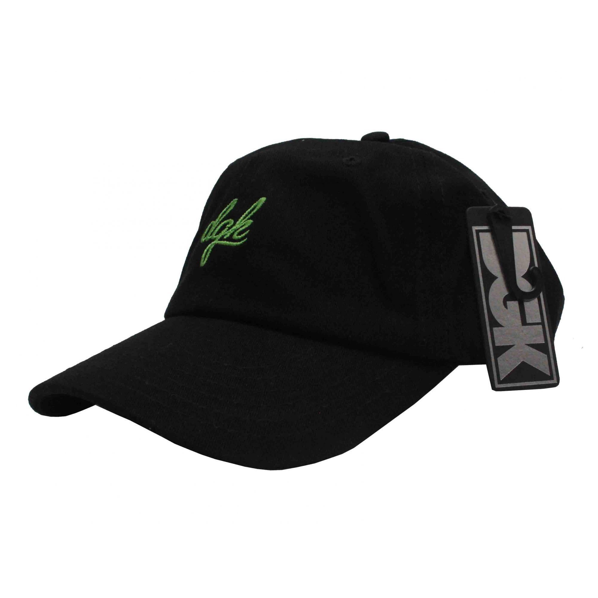 Boné DGK Snapback Loud Black/Green
