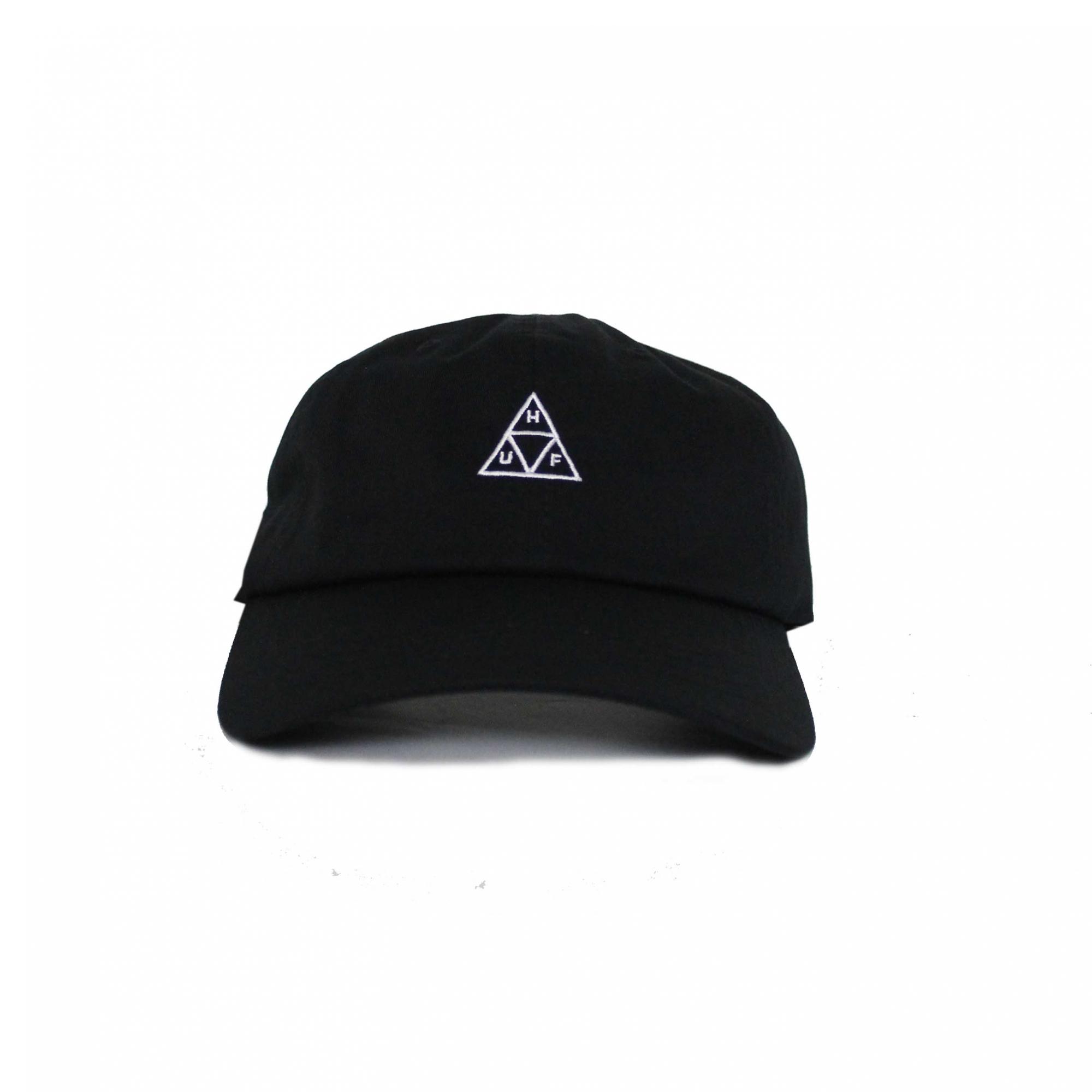 Boné HUF Dad Hat Og Logo - Preto (Importado)