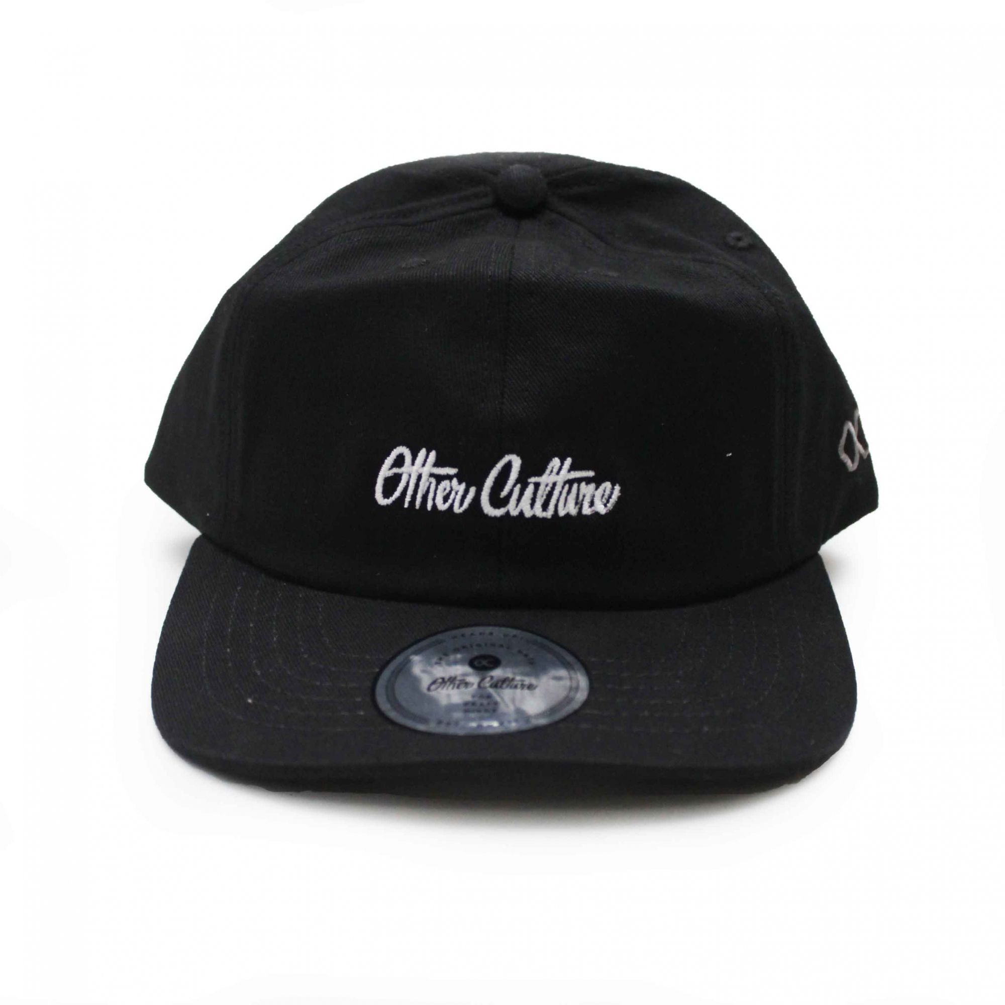 Boné Other Culture Dad Hat Basic Signature Preto