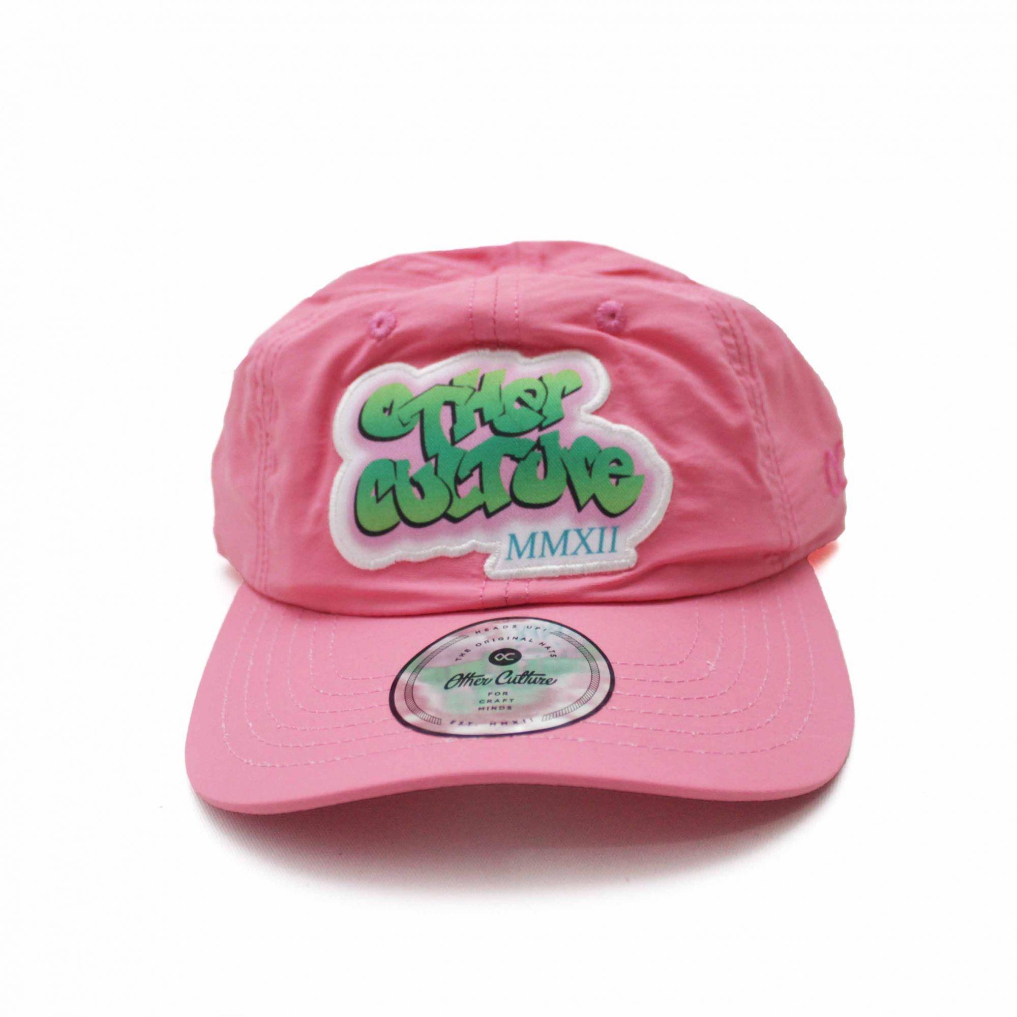 Boné Other Culture Dad Hat Bel Air Rosa