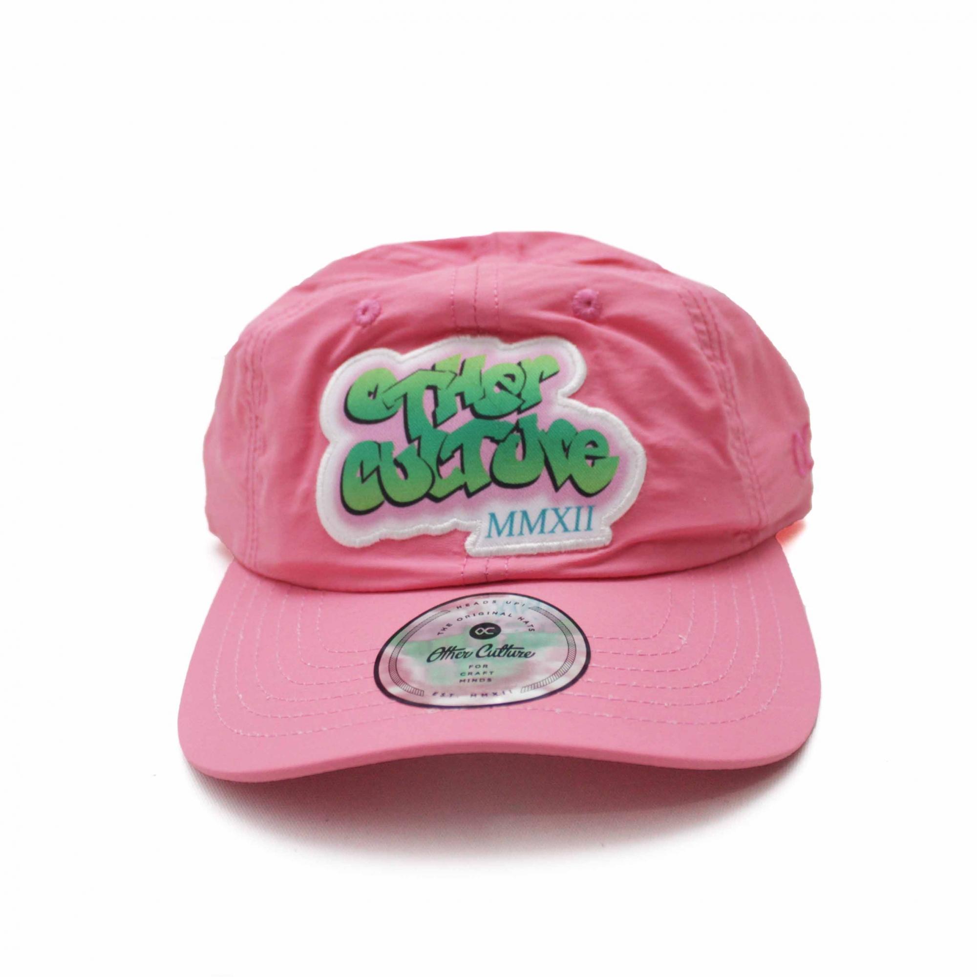 Boné Other Culture Dad Hat Bel Air - Rosa