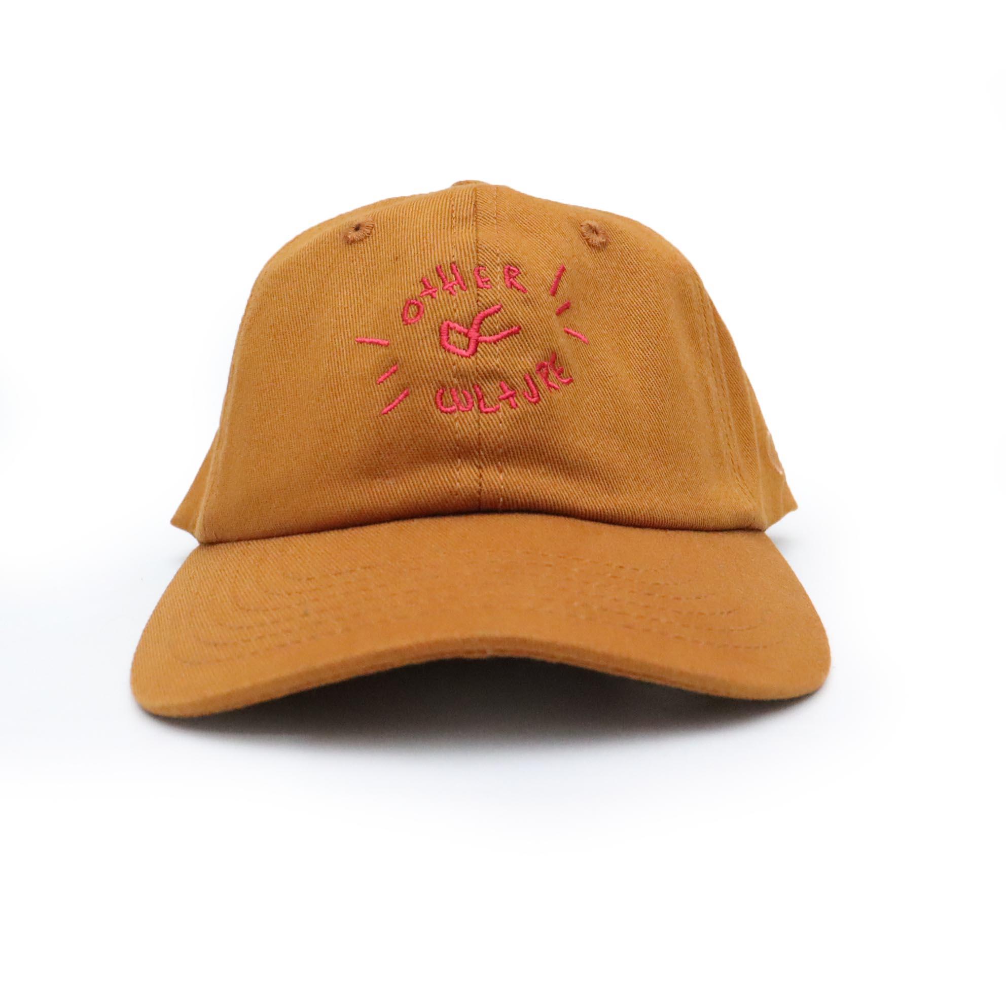 Boné Other Culture Dad Hat Cactus - Marrom