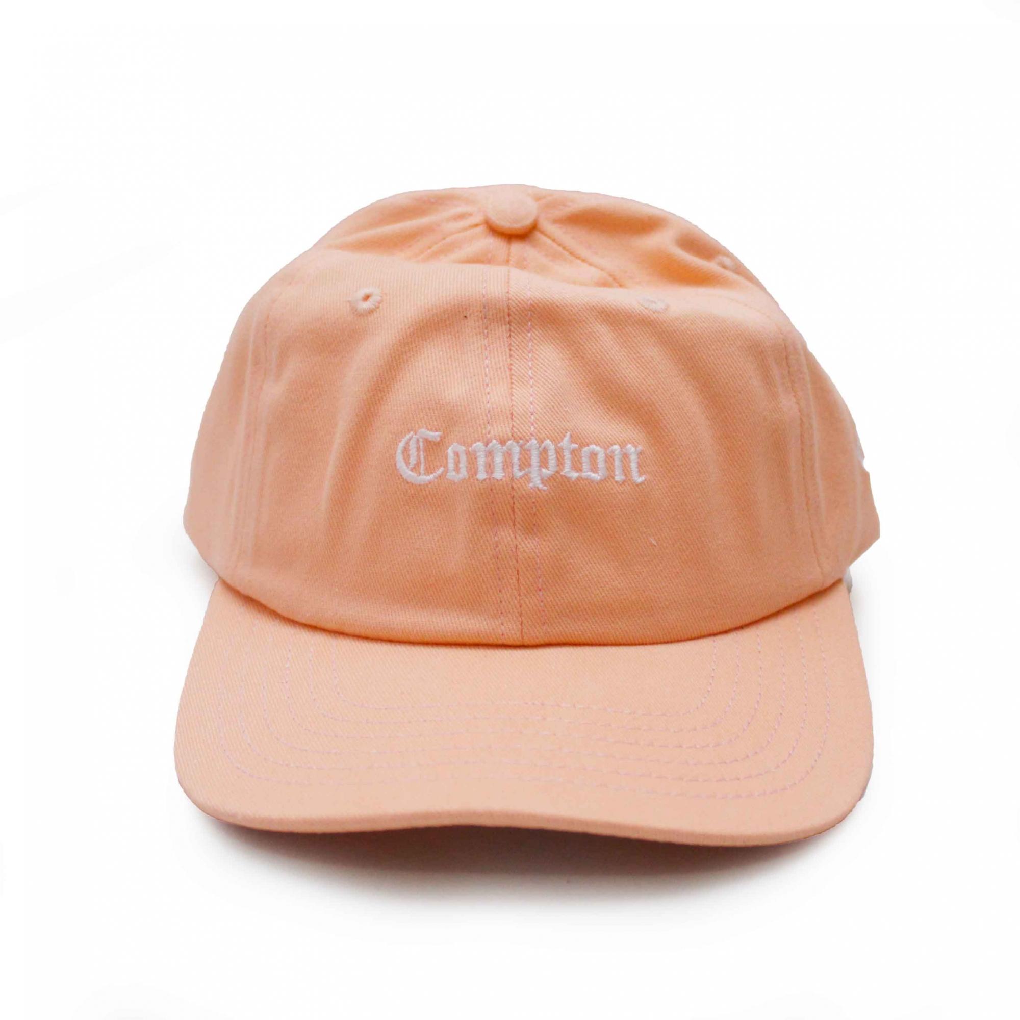 Boné Other Culture Dad Hat Mini Compton - Pêssego