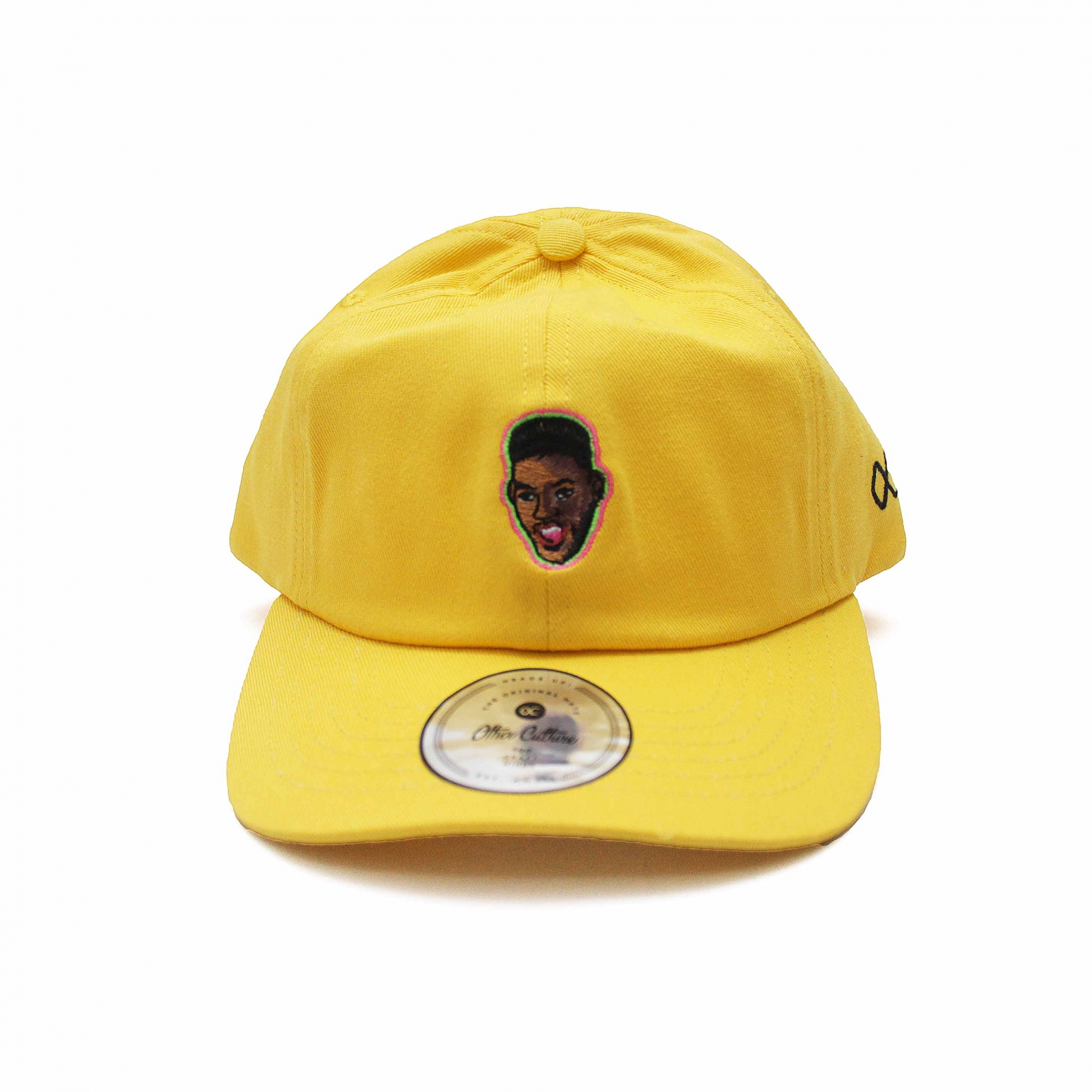 Boné Other Culture Dad Hat Will - Amarelo