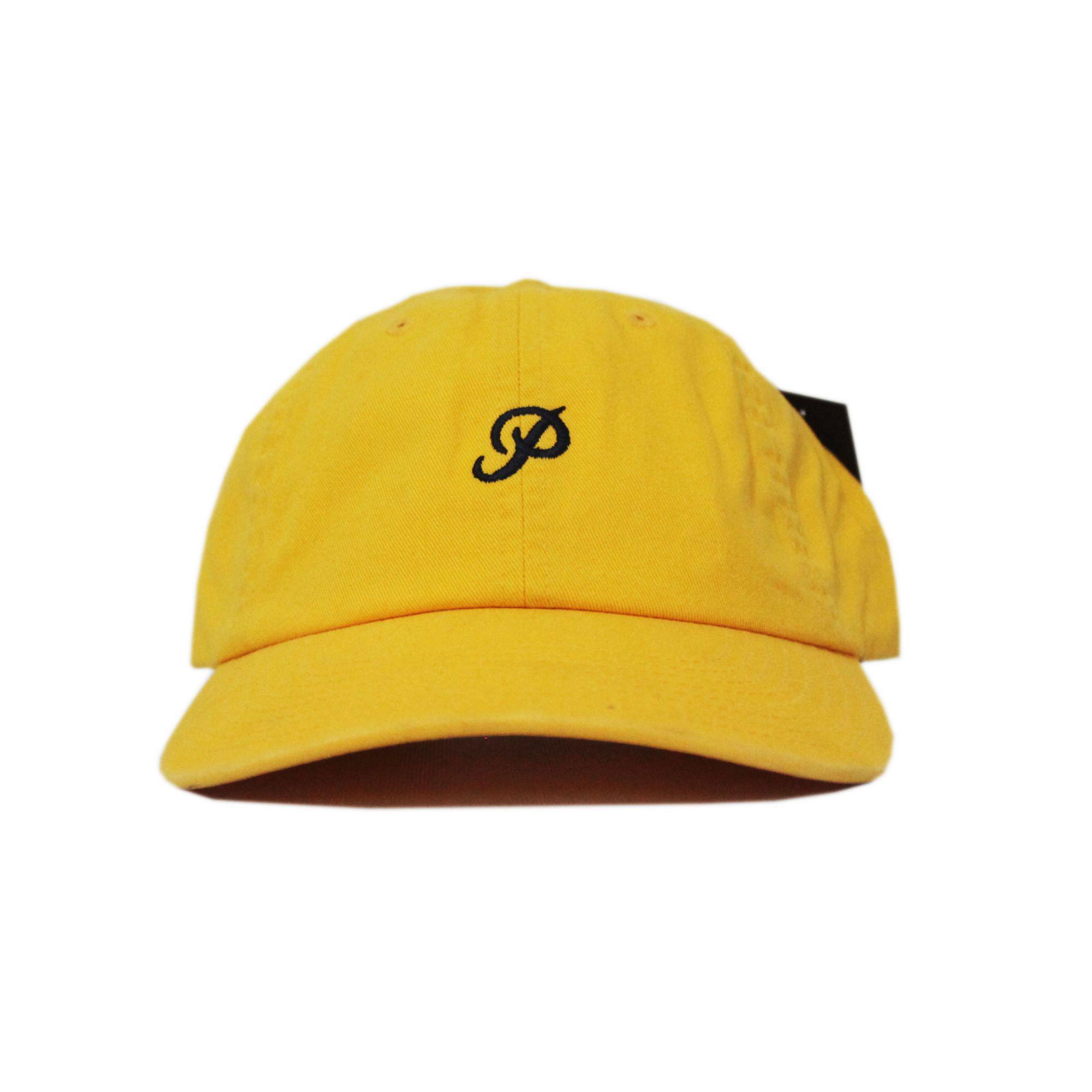 Boné Primitive Dad Hat Classic P - Amarelo (Importado)