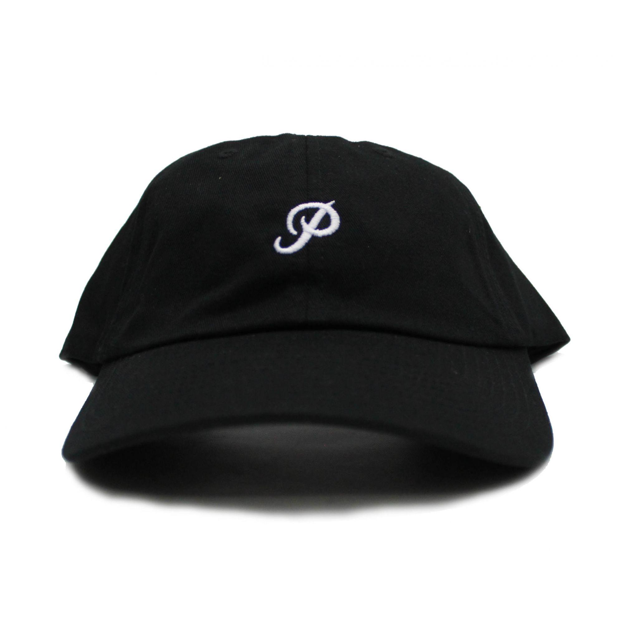 Boné Primitive Dad Hat Classic P - Preto (Importado)
