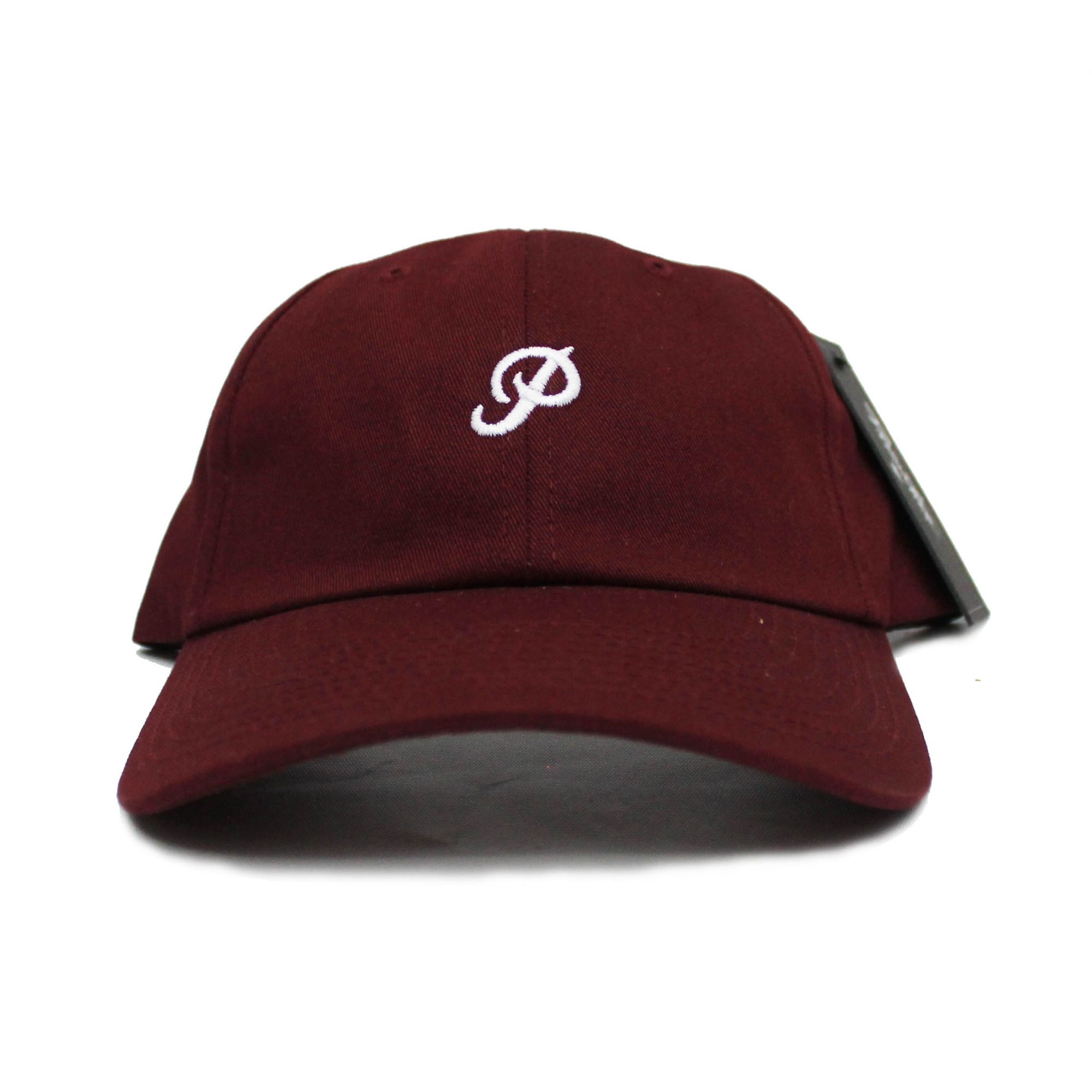 Boné Primitive Dad Hat Classic P Wine