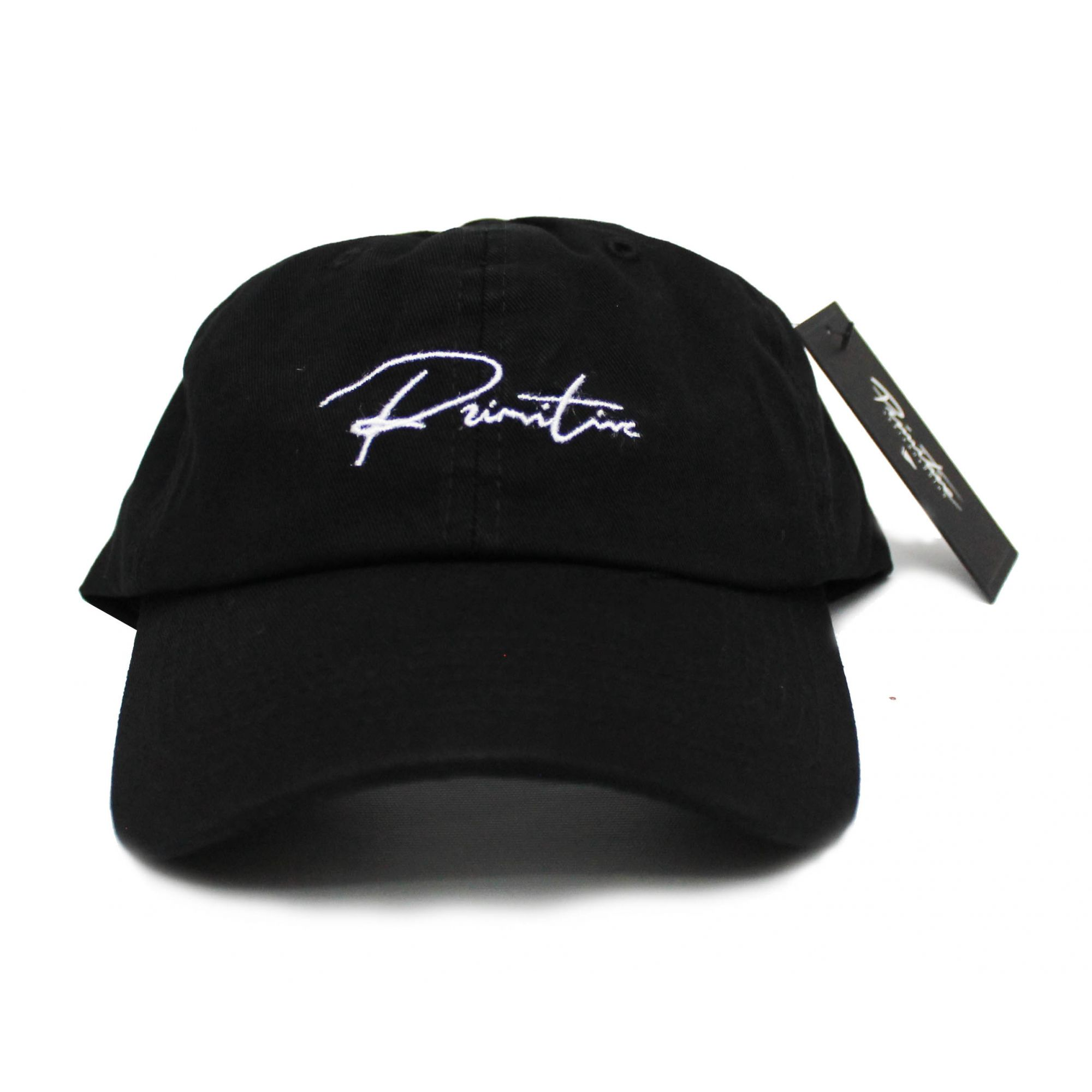 Boné Primitive Dad Hat Japan Script Black