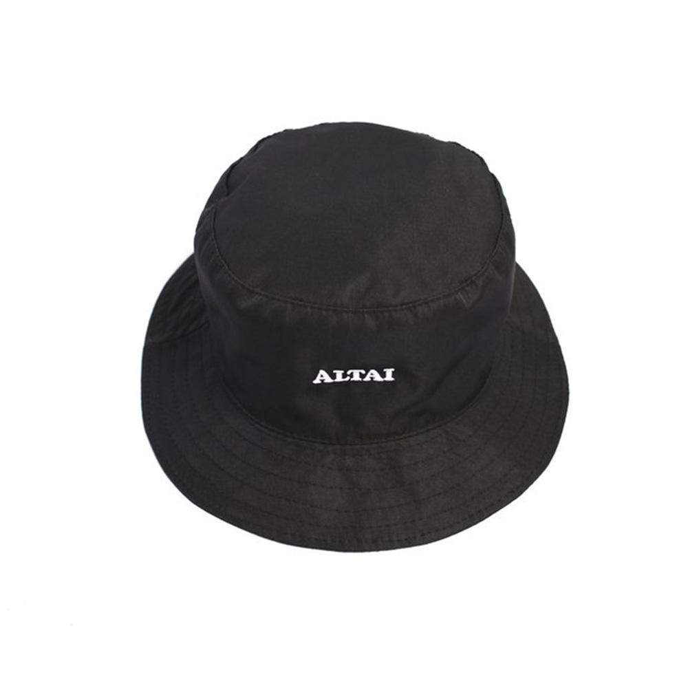 Bucket Altai Logo - Preto