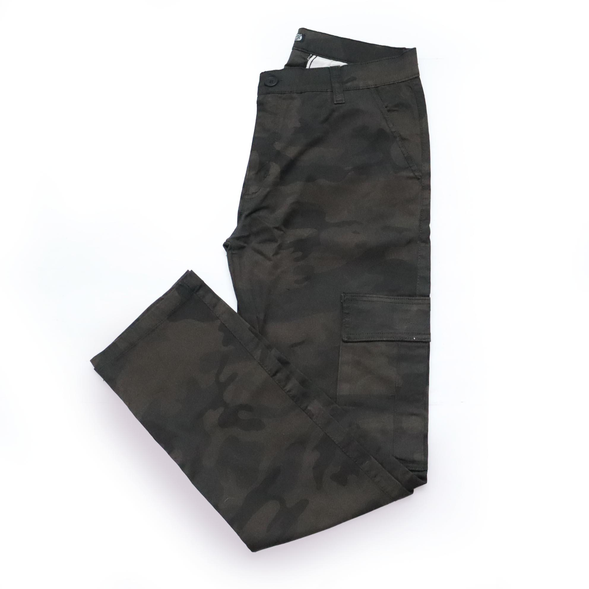 Calça Black Sheep Cargo - Camuflado