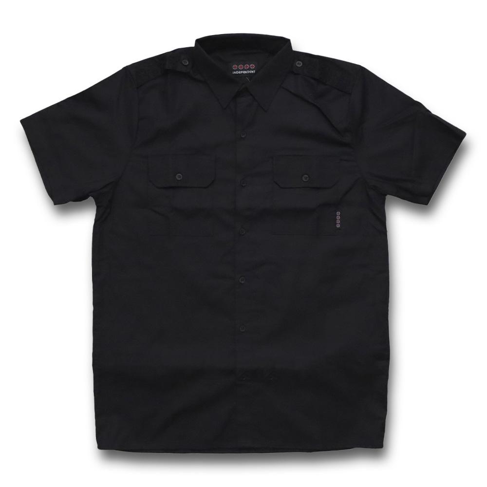 Camisa Independent Unsocial - Preto