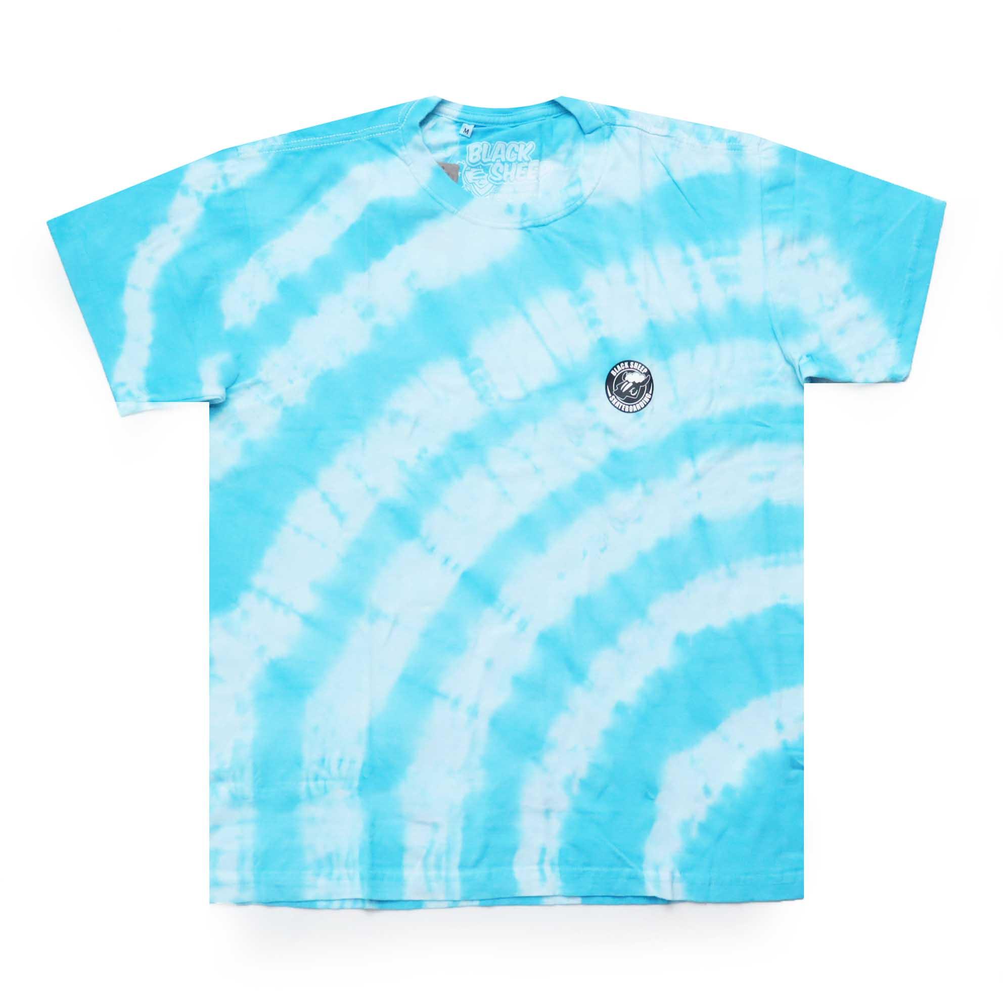 Camiseta Black Sheep - Tie Dye Azul