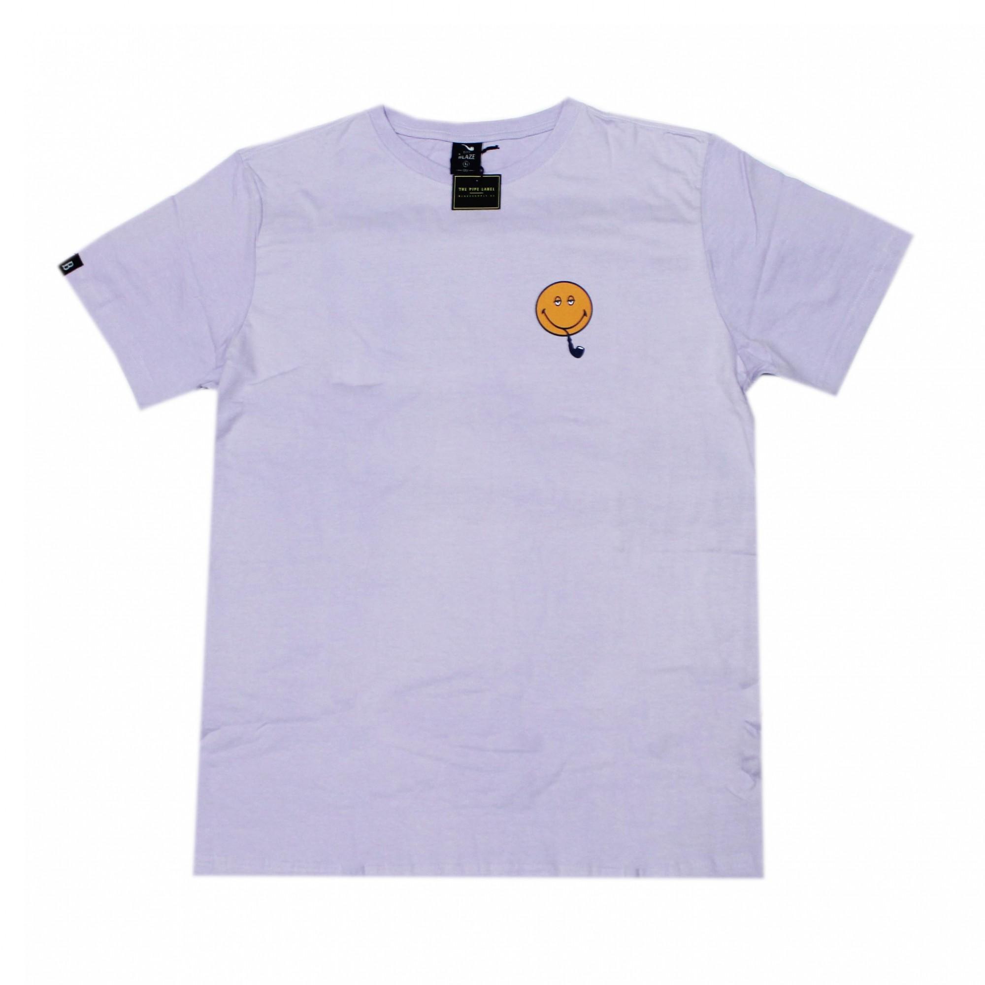 Camiseta Blaze B & Confused Lilás