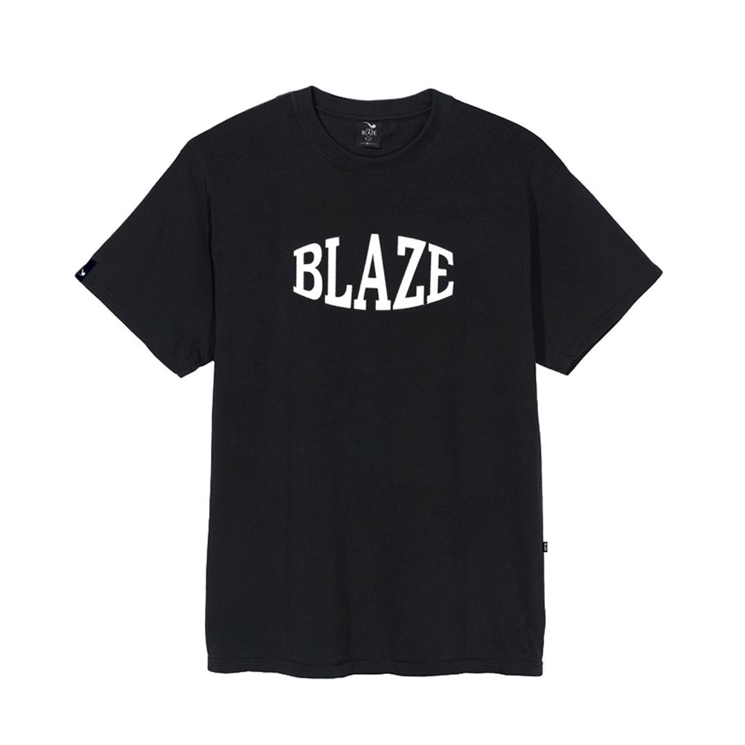 Camiseta Blaze Compact Embroidery - Preto