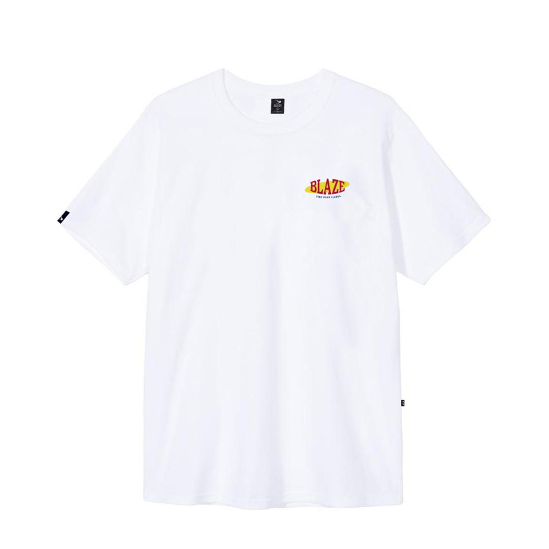 Camiseta Blaze Market - Branco