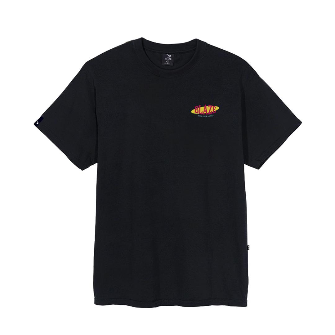 Camiseta Blaze Market - Preto
