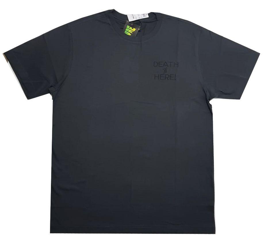 Camiseta Creature Hiesh Prayer Dark Grey