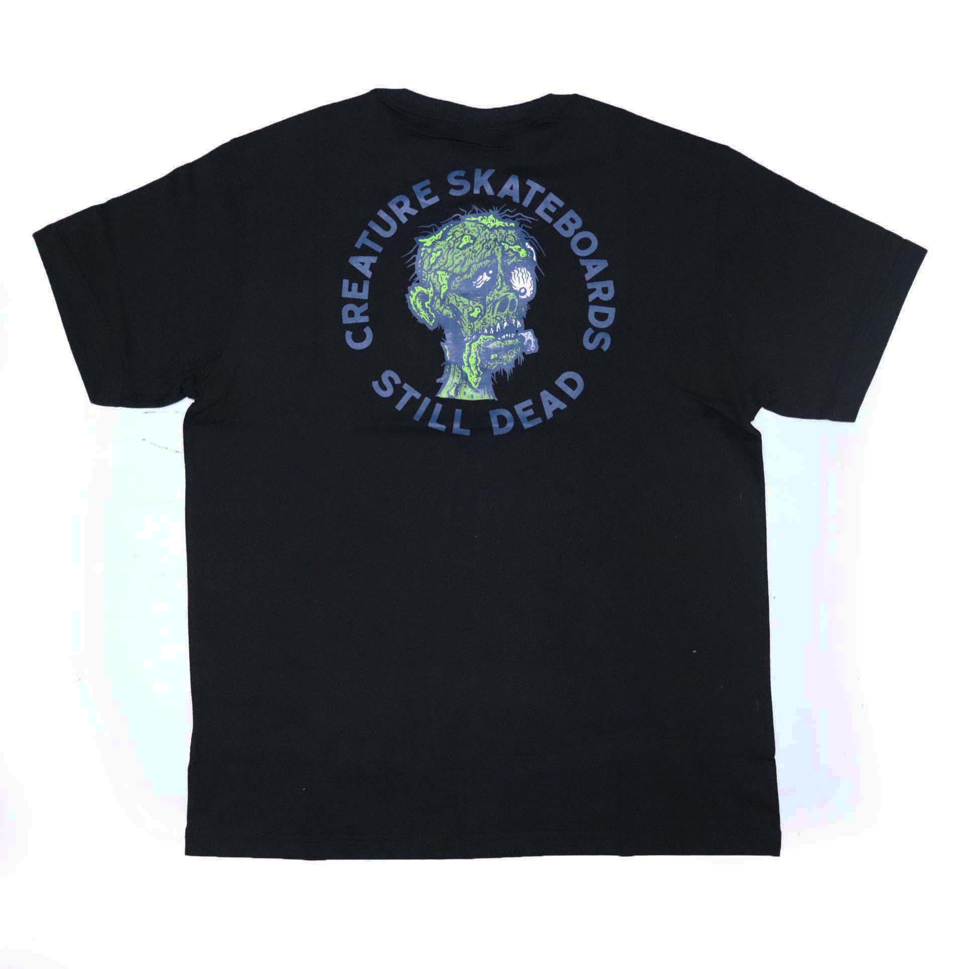 Camiseta Creature Retorn Of The Fiend - Preto