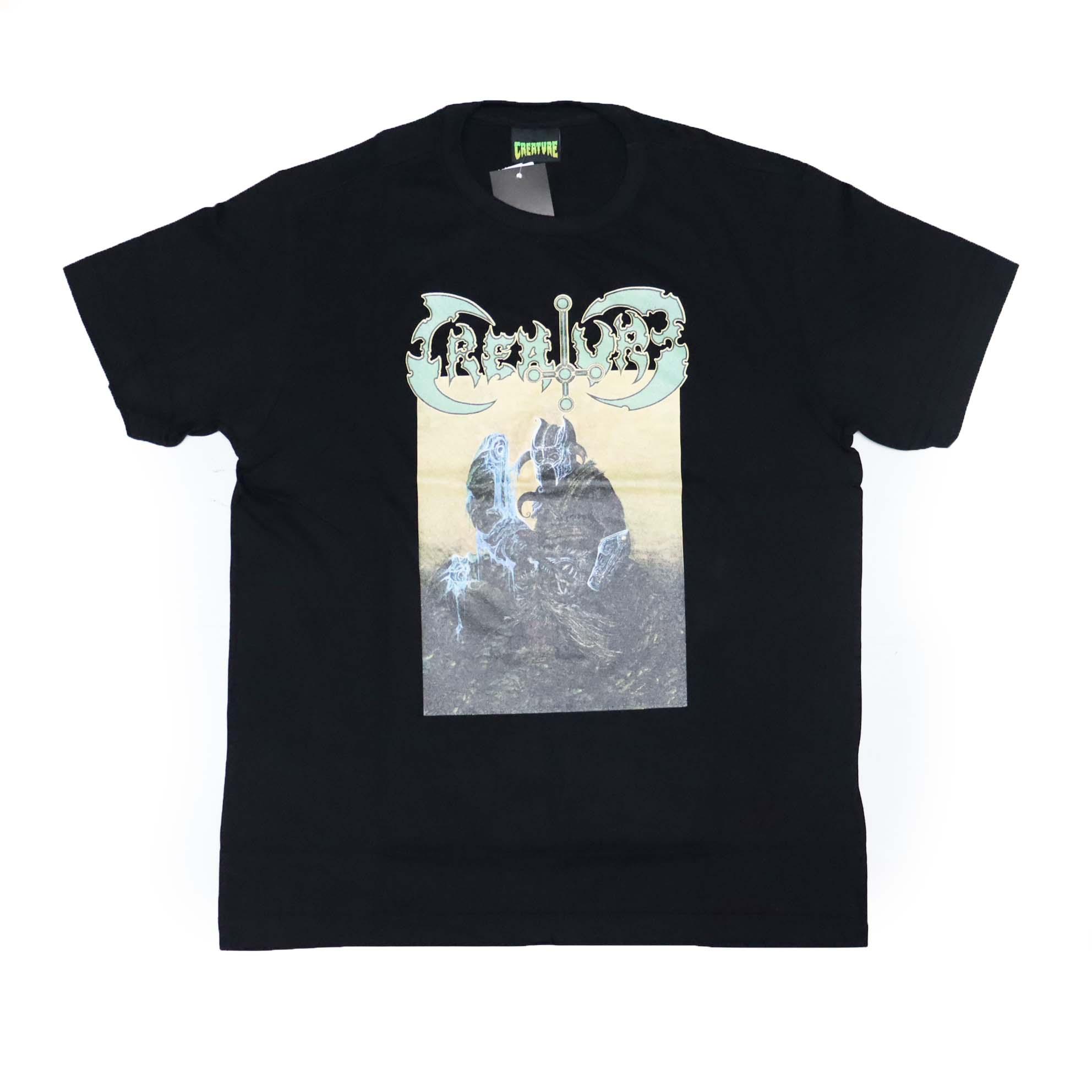 Camiseta Creature Sorcery - Preto