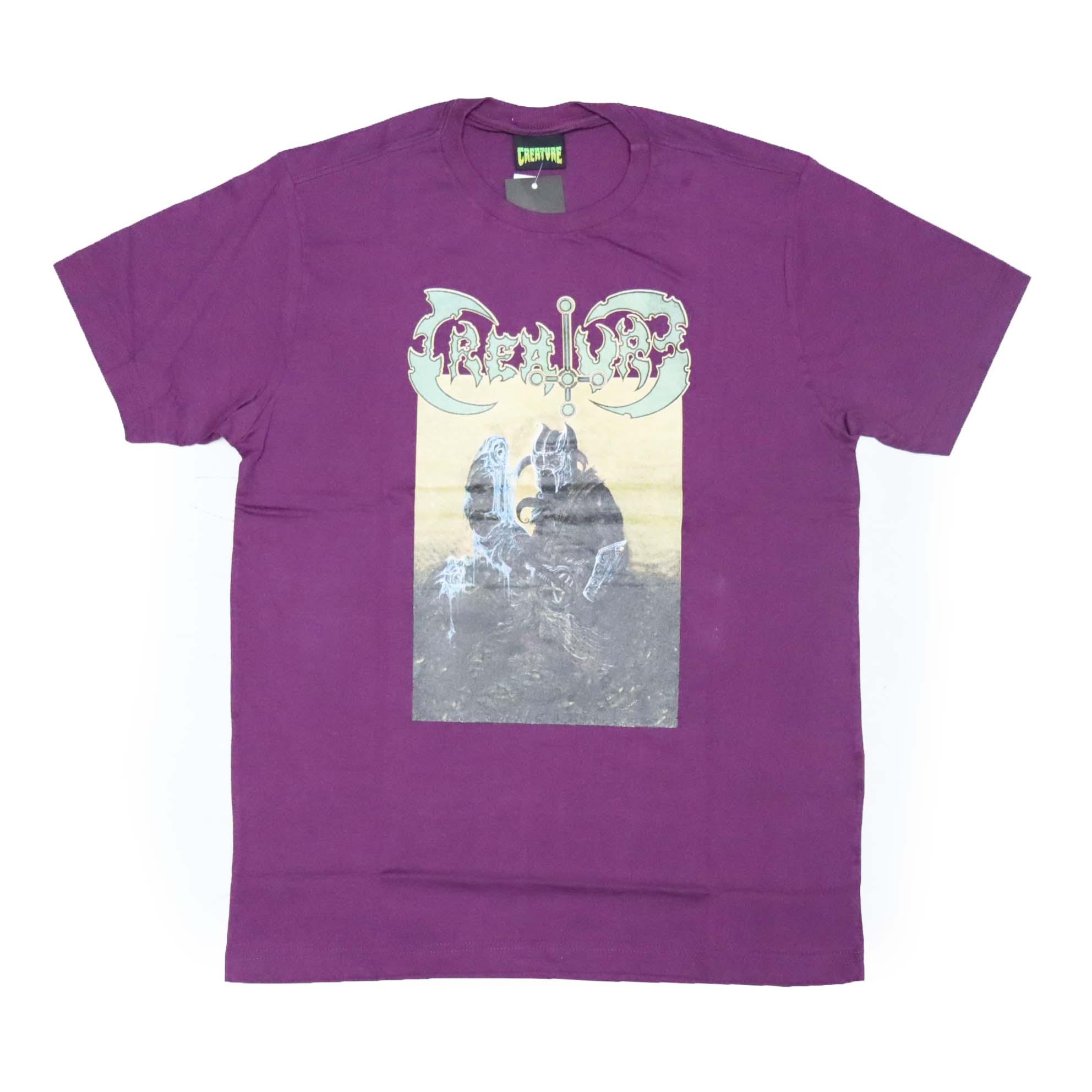Camiseta Creature Sorcery - Roxo